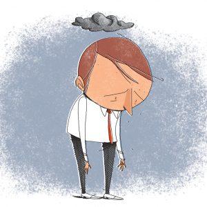 Veja as profissões que mais sofrem com a depressão